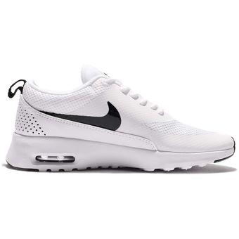 7c191144437 Compra Tenis Running Mujer Nike Air Max Thea-Blanco online