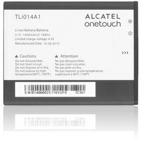 0d935262595 Batería Alcatel OT4010 OT5020 OT4030 OT4012 TLIB50B TLi014A1 Nueva Original  - Negro