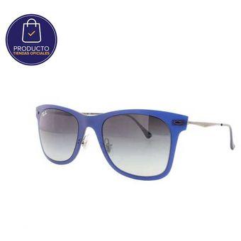 Compra Gafas Ray Ban RB4210 8958G 50 Azul Masculino online   Linio ... fa1a3221c7
