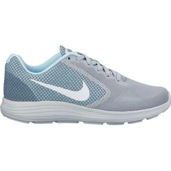 Compra Zapatos Deportivos Mujer Nike Revolution 3-Gris online ... 5755c19e5920c