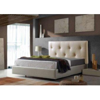 Compra cabecera de cama en ultracuero modelo dinastia 2 for Juego de dormitorio montevideo