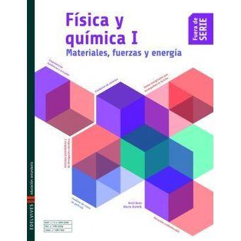 bb39dab32b Fisica Y Quimica 1 Edelvives Fuera De Serie (Novedad 2015) - Fuera De Serie