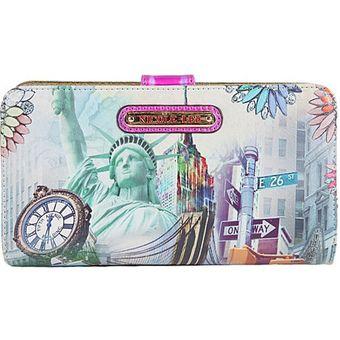 329785e8e Compra Billetera Nicole Lee New York- Multicolor online   Linio Colombia