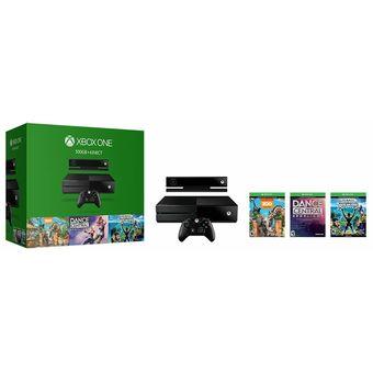 Compra Consola Xbox One 500gb Kinect 3 Juegos Online Linio