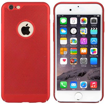 carcasa roja iphone 6