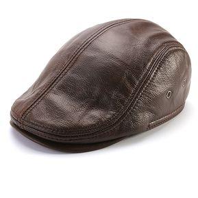 Mens Vendimiagenuino La Negro Brown Sombreros 8963a0d0d8e