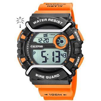 Reloj K5764/1 Naranjo Calypso Hombre X-Trem Calypso