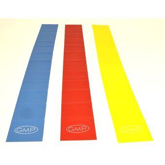 GMP T/tiraband Distintas Resistencias Pilates