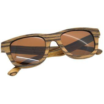 c84117677c Compra Gafas de sol hombre casual ZS-G001un elegante marco de madera ...