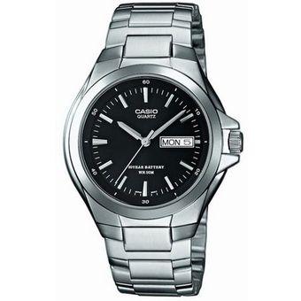 Reloj Casio MTP 1228D 1A De Hombre Plateado