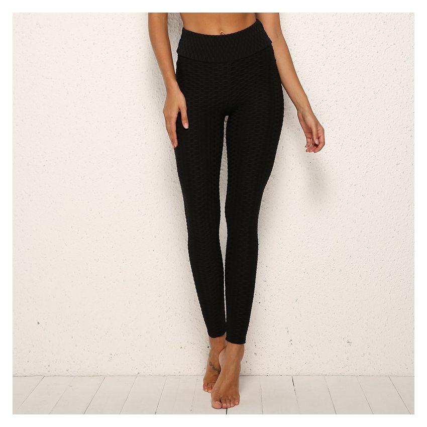 Pantalones Yoga Cintura Alta Mujer De Wanayu Transpirable Anti Sudor Deport Amarillo Linio Peru Ge006sp0dh00alpe