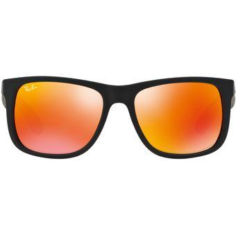 Ban Gafas De Negro Ray Justin Hombre Sol 0rb4165 Para VUpMqzS