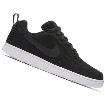 2ef9033f56 Zapatilla Nike Court Borough Low Unisex - Negro Linio Perú ...