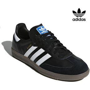 half off 4afd4 b7e49 Zapatilla Adidas Samba OG para hombre - Negro