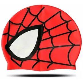 06ef7a7f Gorras Para Natación Infantil Modelo Spiderman