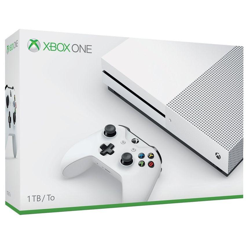 Consola Xbox One S 1tb 4k Slim Blanco Linio Colombia