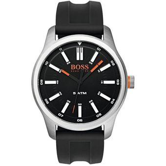 7d3cda19d68d Compra Reloj Hugo Boss Dublin 1550042 para Caballero-Negro online ...