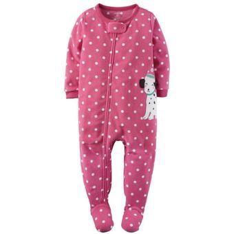 93a06e856 Compra Pijama Enterizo De Pies Bebe Niña online