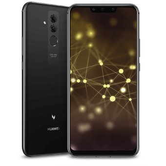 compra smartphone huawei mate 20 lite 64gb black online. Black Bedroom Furniture Sets. Home Design Ideas
