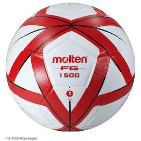 Bal¢n Futbol Forza F5g 1500 No.5 Molten-Rojo Negro 95ecf0336a3a8