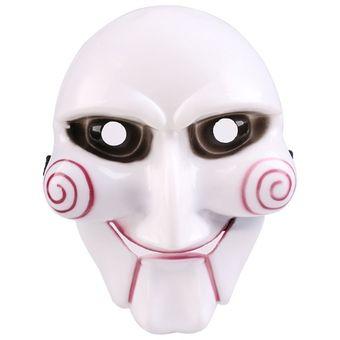 Compra Mascara Halloween Saw Juegos Macabros Jigsaw Online Linio