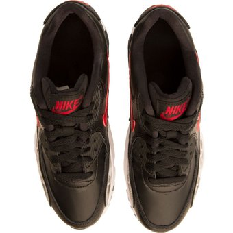 3521b64530f Compra Tenis Deportivos Niño Nike Air Max 90 Leather Big Kids-Negro ...