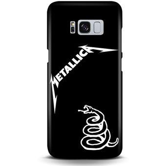 Compra Carcasa para Galaxy S8 Plus Rock Metallica Black Album online ... b5300e4792e