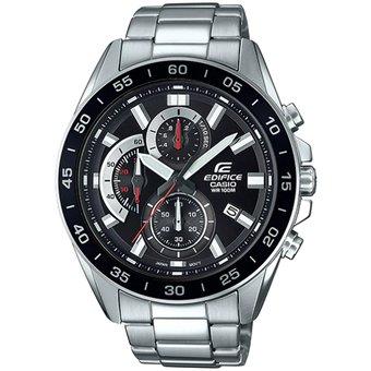 d69b2629c049 Agotado Reloj Casio Edifice EFV-550D-1AV Analógico Hombre - Plateado y Negro