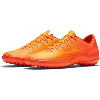 4d886f87525d7 Compra Tenis Fútbol Hombre Nike Mercurial Victory VI TF -Naranja ...