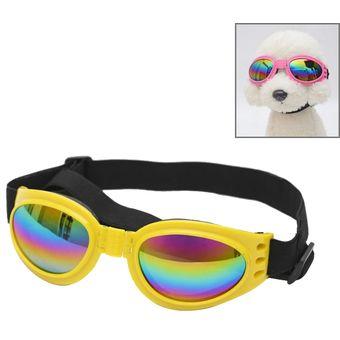 20664f86d5 Antiniebla Gafas De Sol Polarizadas UV400 Perro Plegable Para Perros Con  6kg De Peso O Mas
