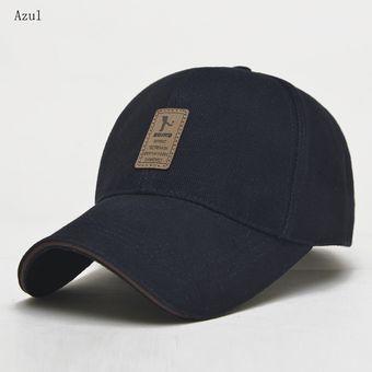 Compra Gorras De Béisbol Para Hombres Y Mujer Sombrero De Sol-Azul ... 854627f1125