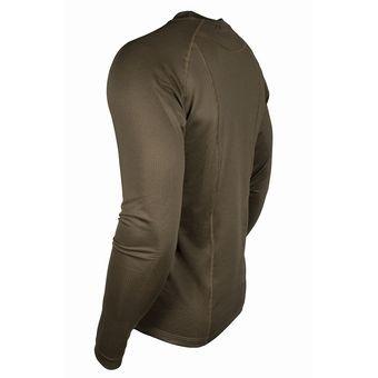 Compra Camiseta térmica hombre con abrigo frizada montañista Trevo ... 7ef945b456087