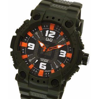 Reloj Deportivo Q&Q GW82J004Y-Verde