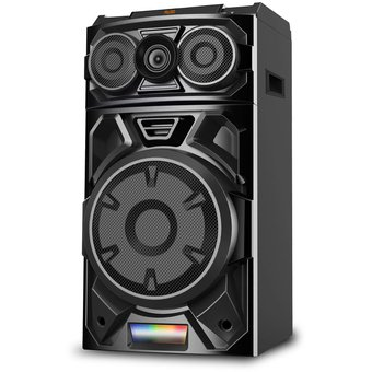 Multireproductor Potenciado Stromberg Bluetooth 120W DJ 4001