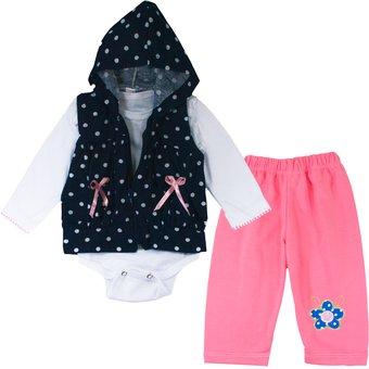 Compra Conjunto Para Bebe Baby - Azul Fucsia online  f4691da7d507