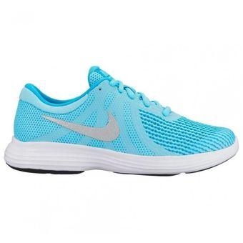 Zapatillas Para Niña Nike Revolution 4 943306 400 Azul