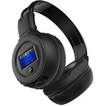3.0 EstéReo Bluetooth Auriculares InaláMbricos / Auriculares Con-Negro