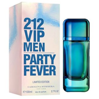 Compra Perfume Para Caballero Carolina Herrera 212 Vip Men Party