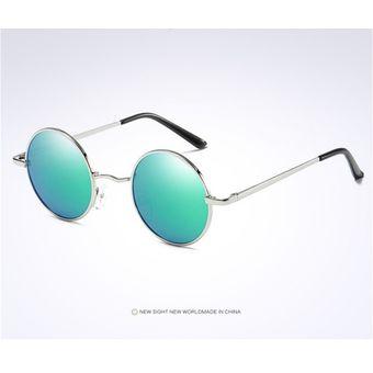 5d04cf509e Compra Gafas De Sol Redondas Gafas De Sol Polarizadas Gafas De Sol ...