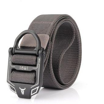 mejor servicio 2fe28 326f5 Cinturón deportivo para hombre Cinturón - Gris