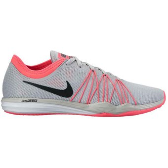 Compra Zapatos Running Mujer Nike W Dual Fusion TR Hit Gris online