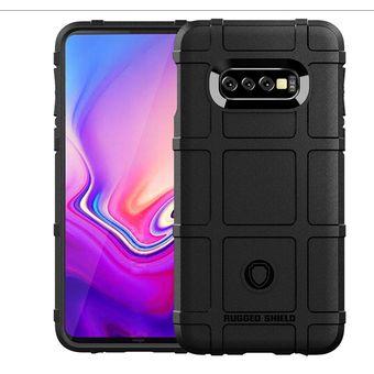 1a0977630ae Compra Funda de silicona para Samsung Galaxy S10e TPU Funda - Negro ...