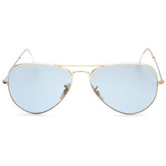 09e58a7bba24d Compra Anteojos de sol Ray-Ban Aviator 3025 001 62 - Azul online ...