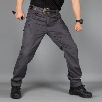 Pantalones Tacticos Para Hombre Pantalones Militares De Camuflaje Pantalones Cargo Para Hombre Ropa Broeken Mannen Pantalones Para Hombre Pantalones Tacticos Wan X9 Grey Linio Peru Ge582fa0h2r4blpe
