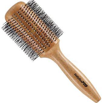 bd52d7e96 Compra Cepillo Brushing De Madera Para Secar El Cabello Babyliss Pro ...
