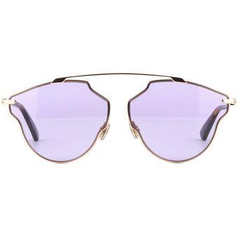 92f8e40ae35c9 Compra Lentes De Sol Dior So Real Pop 06JU1 -Oro Rosa Lente Morado ...