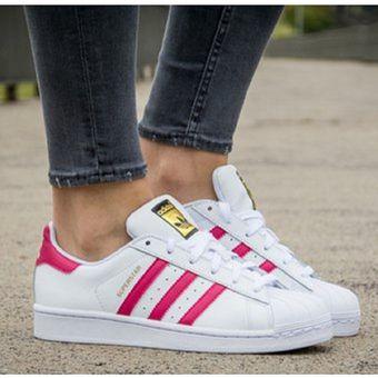 Zapatilla Adidas SuperStar Fundation Blanco