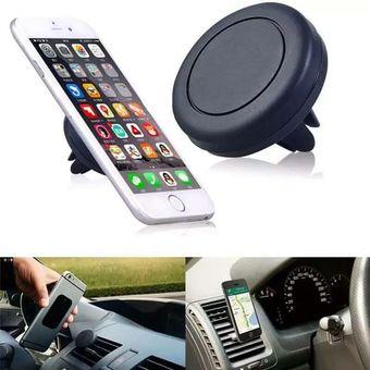47c36e4621a Agotado Holder - Soporte de Imán/Magnético para Smartphones, Celulares para  Auto - Negro