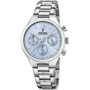 8e795882e0ae Reloj F20391 3 Plateado Festina Mujer Boyfriend Collection Lotus