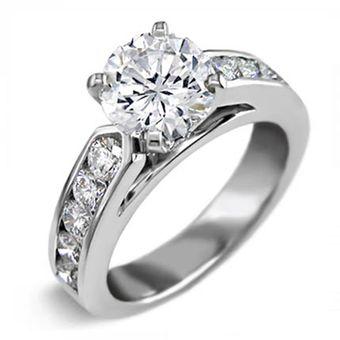 compra anillo de compromiso fashion boutique de méxico de 14kt